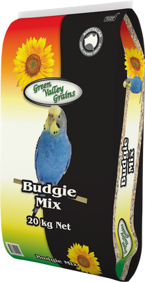 Green Valley Budgie Mix