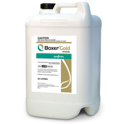 Boxer Gold Herbicide