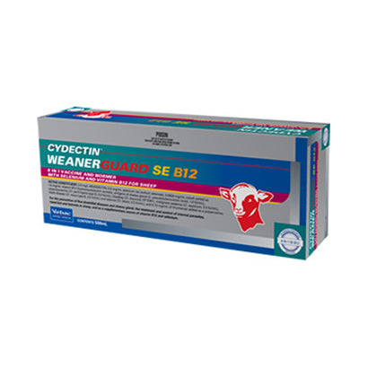 CYDECTIN WEANERGUARD WITH SE + B12 500 mL