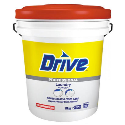 Drive Front & Top Load Laundry Powder 8 Kg Bucket