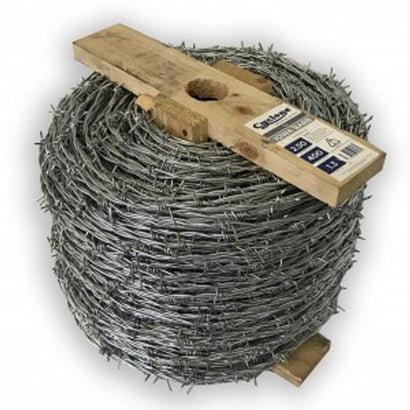 Iowa Standard Galvanised Barbed Wire