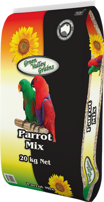Green Valley Parrot Mix