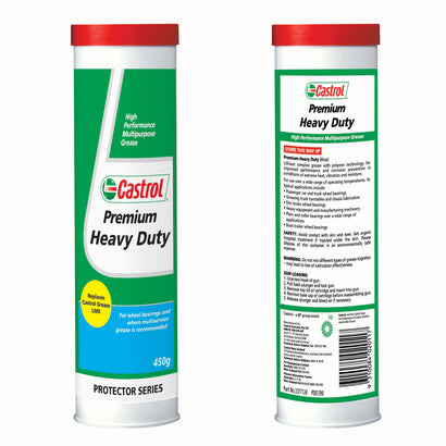 Castrol Premium Heavy Duty Grease