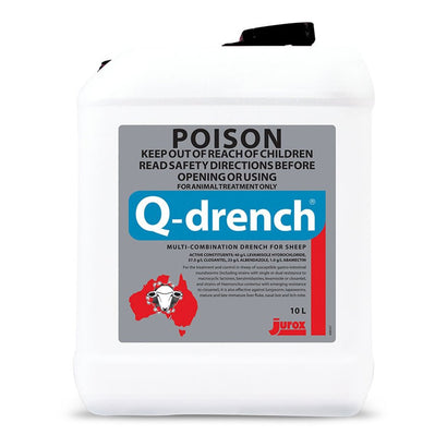 Q-drench Combination Drench for Sheep