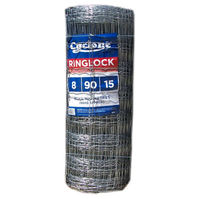 Ringlock® Standard Galvanised 8/90/15 Fence Wire