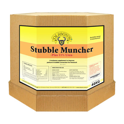 Stubble Muncher Salt Based