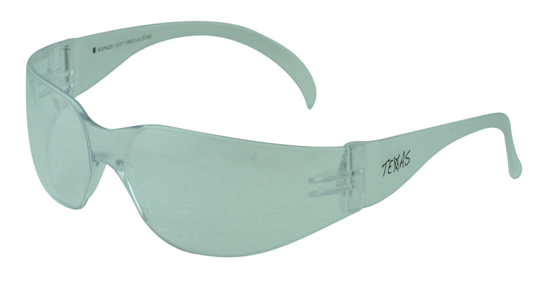 Texas Clear Safety Spec, Anti-fog