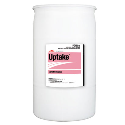 Uptake Spraying Oil