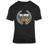 Gorilla Monsoon An Endless Legend Retro Wrestling T Shirt - Blazintees.com