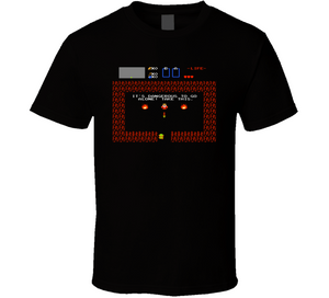 The Legend of Zelda NES Nintendo Retro Video Game T Shirt - Blazintees.com