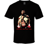 Ferocious Iron Mike Tyson Boxing T Shirt - Blazintees.com
