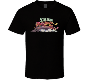 Soul Train Classic Retro Music And Dance Show T Shirt - Blazintees.com