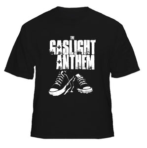 The Gaslight Anthem Rock And Roll Band Music T Shirt - Blazintees.com
