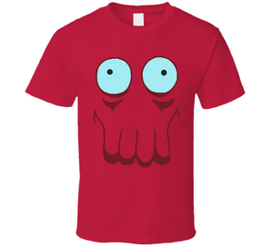 Zoidberg Futurama Cartoon T Shirt - Blazintees.com