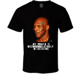 Mike Tyson My Power Is Devastating Boxing T Shirt - Blazintees.com