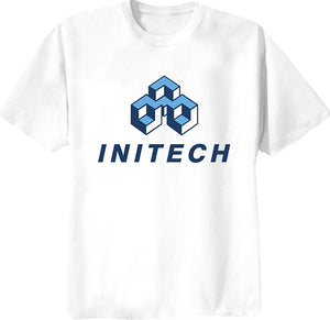 Office Space Initech Logo Movie T Shirt - Blazintees.com