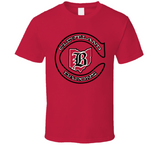 Cleveland Barons 1976 Retro Hockey T Shirt - Blazintees.com