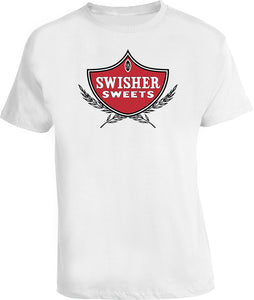 Swisher Sweets Cigar Logo Hip Hop Rap T Shirt - Blazintees.com