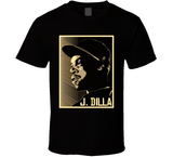 Jay Dee Slum Village Hip Hop Rap T Shirt - Blazintees.com