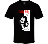Chilly Willy Penguin Retro Cartoon T Shirt - Blazintees.com
