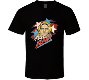 Ric Flair Retro 80s Wrestling T Shirt - Blazintees.com