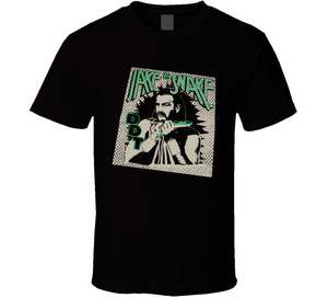 Jake The Snake Roberts DDT Retro Wrestling T Shirt - Blazintees.com