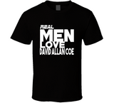 David Allan Coe Retro Country Music T Shirt - Blazintees.com