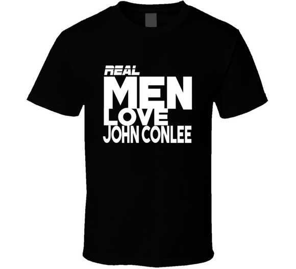 John Conlee Retro Country Music T Shirt - Blazintees.com
