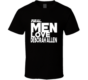 Deborah Allen Retro Country Music T Shirt - Blazintees.com