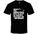 Don Muraco Boogeyman Checks Closet Retro Wrestling T Shirt - Blazintees.com