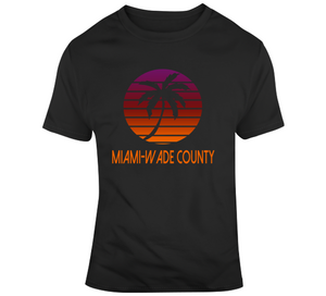 Dwyane Wade Wade County Miami Basketball T Shirt - Blazintees.com