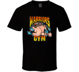 Road Warriors Warriors Gym Hawk Aniaml Retro Wrestling T Shirt - Blazintees.com