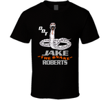 Jake The Snake Roberts DDT Wrestling T Shirt - Blazintees.com