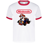 Super Mario Bros Mario Kart Video Game T Shirt - Blazintees.com