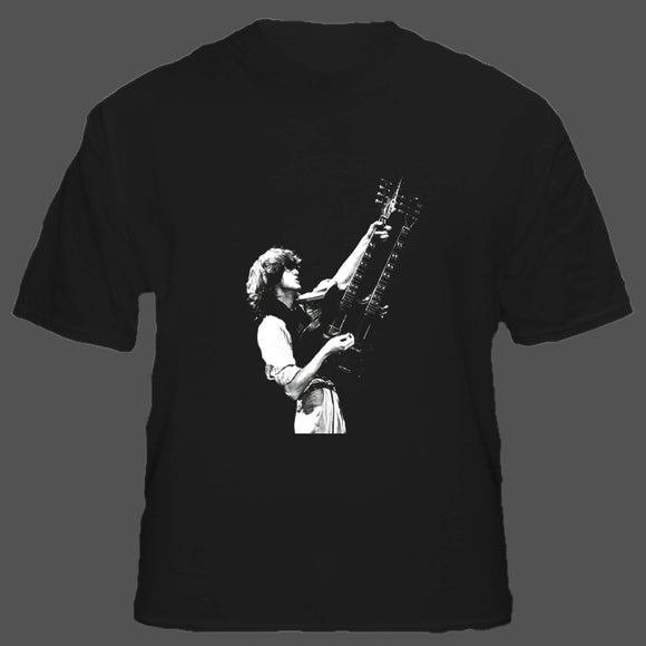 Jimmy Page Guitarist Music T Shirt - Blazintees.com