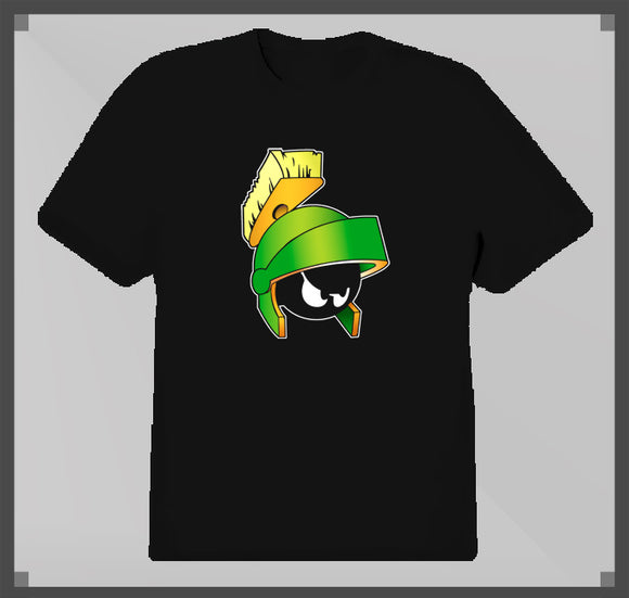 Marvin The Martian Retro Cartoon T Shirt - Blazintees.com