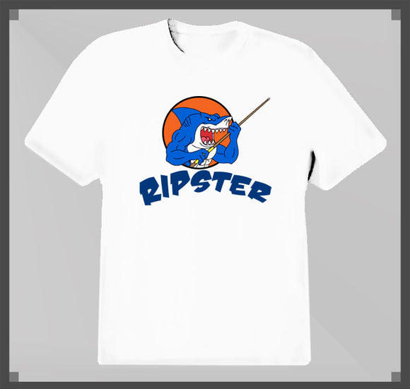 Ripster Street Sharks Cartoon T Shirt - Blazintees.com