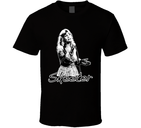 Skeeter Davis Country Music T Shirt - Blazintees.com