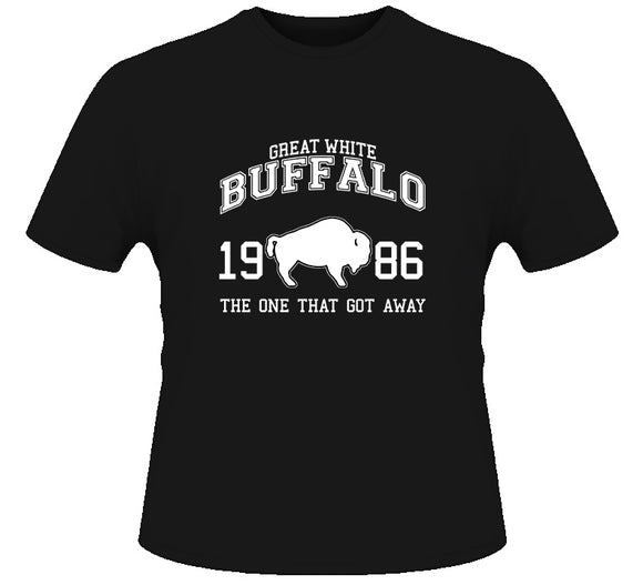 Hot Tub Time Machine White Buffalo That Got Away Movie T Shirt - Blazintees.com