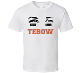 Tim Tebow John 316 Football T Shirt - Blazintees.com