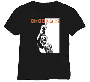 Diego Chico Corrales RIP Legend Boxing T Shirt - Blazintees.com