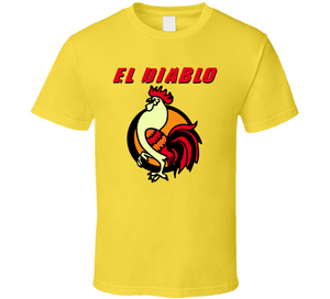 Talladega Nights El Diablo Movie T Shirt - Blazintees.com