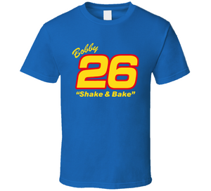 Talladega Nights Bobby Shake And Bake Movie T Shirt - Blazintees.com