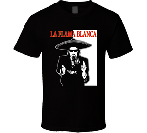 Kenny Powers La Flama Blanca Eastbound And Down Show T Shirt - Blazintees.com