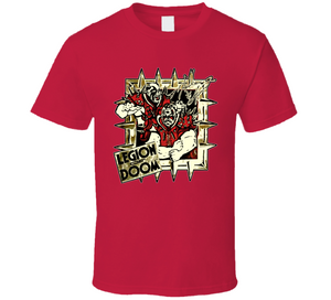 Legion Of Doom Hawk Animal Retro Wrestling T Shirt - Blazintees.com
