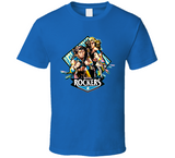 The Rockers Shawn Michaels Marty Jannetty Retro Wrestling T Shirt - Blazintees.com