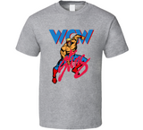 Sting WCW Retro Wrestling T Shirt - Blazintees.com