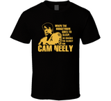 Cam Neely Boogeyman Checks Closet Boston Hockey T Shirt - Blazintees.com