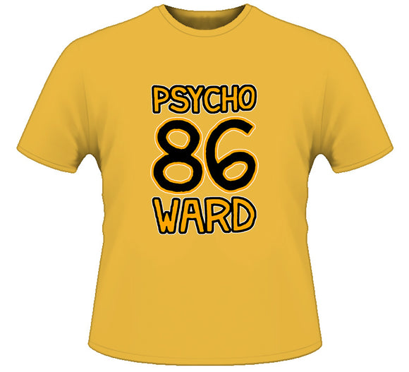 Hines Ward Psycho Ward Pittsburgh Football T Shirt - Blazintees.com