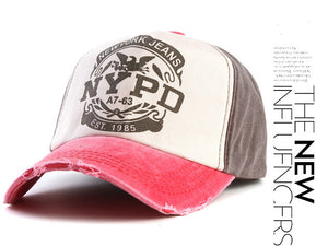 HATS AND CAPS - NYPD Baseball Cap